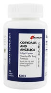 Honso Usa - Kanion Corydalis and Angelica (Yuanhu Zhi Tong Formula) - 100 Softgels by Honso Usa