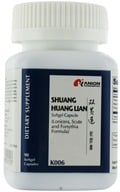 Honso Usa - Kanion Shuang Huang Lian (Lonicera, Scute and Forsythia Formula) - 90 Softgels CLEARANCED PRICED - $9.49