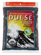 Maine Coast Sea Vegetables - Dulse Flakes - 4 oz. by Maine Coast Sea Vegetables