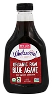 Image of Wholesome Sweeteners - Organic Raw Blue Agave - 44 oz.