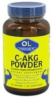 Olympian Labs - C-AKG Powder - 90 Grams CLEARANCED PRICED (710013030924)