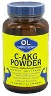 Olympian Labs - C-AKG Powder - 90 Grams CLEARANCED PRICED - $10.92