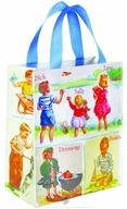 Blue Q - Get Real Dick and Jane Tote Bag (092657013045)