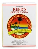 Reed's - Candy Chews Ginger - 9 Chew(s)