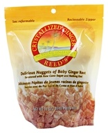 Image of Reed's - Crystallized Chews Ginger - 16 oz.