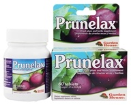 Prunelax - Ciruelax Dried Plum and Senna Laxative Supplement - 60 Tablets (818951000389)