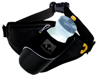 Nathan - 1 Bottle Triangle Hydration Pak Black