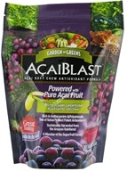 Garden Greens - AcaiBlast 300 mg. - 30 Soft Chews by Garden Greens