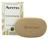 Aveeno - Active Naturals Moisturizing Bar Fragrance Free - 3.5 oz. (381370036234)