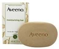 Aveeno - Active Naturals Moisturizing Bar Fragrance Free - 3.5 oz.