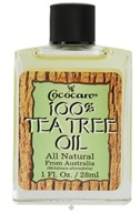 Cococare - 100% Tea Tree Oil - 1 oz. (075707035006)