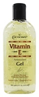 Cococare - Vitamin E Antioxidant Gel Fragrance Free - 8.5 oz. (075707044503)