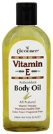 Image of Cococare - Vitamin E Antioxidant Body Oil Fragrance Free - 8.5 oz.