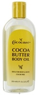 Cococare - Cocoa Butter Body Oil - 8.5 oz.