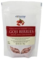 Extreme Health USA - Goji Berries covered with Pomegranate Yogurt - 6 oz., from category: Nutritional Supplements