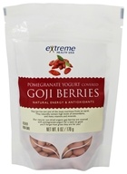 Extreme Health USA - Goji Berries covered with Pomegranate Yogurt - 6 oz. (658623001708)
