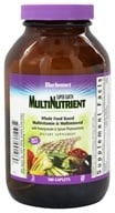 Bluebonnet Nutrition - Super Earth Multinutrient Formula Iron-Free - 180 Caplets (743715001060)