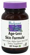 Image of Bluebonnet Nutrition - Age-Less Skin Formula - 60 Vegetarian Capsules