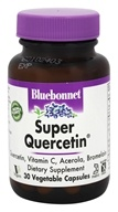 Bluebonnet Nutrition - Super Quercetin - 30 Vegetarian Capsules by Bluebonnet Nutrition