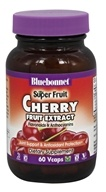 Image of Bluebonnet Nutrition - Standardized Cherry Fruit Extract - 60 Vegetarian Capsules