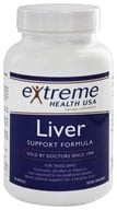 Extreme Health USA - Liver Support Formula - 90 Capsules formerly Liver Cellular Rejuvenation