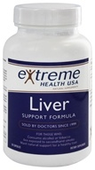 Image of Extreme Health USA - Liver Support Formula - 90 Capsules formerly Liver Cellular Rejuvenation