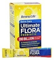 ReNew Life - Ultimate Flora Super Critical 200 Billion - 7 Packet(s) (631257158598)