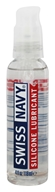 Image of MD Science Lab - Swiss Navy Silcone Based Lubricant - 4 oz.