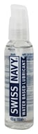 Image of MD Science Lab - Swiss Navy Water Based Lubricant - 4 oz.