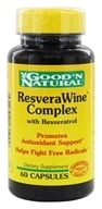 Image of Good 'N Natural - ResveraWine Complex Natural Source of Resveratrol - 60 Capsules