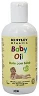 Image of Bentley Organic - Baby Oil 100% Organic - 8.4 oz.
