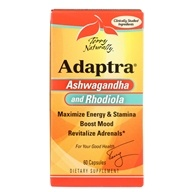 EuroPharma - Terry Naturally Adaptra - 60 Capsules Contains Schisandra Berry - $27.50