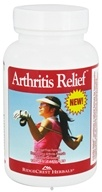 Ridgecrest Herbals - Arthritis Relief - 120 Vegetarian Capsules, from category: Homeopathy
