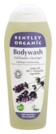 Bentley Organic - Bodywash Calming & Moisturising 77% Organic With Lavender Aloe & Jojoba Oils - 8.8 oz.