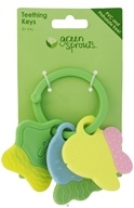 i Play - Green Sprouts Teething Keys 3+ Months