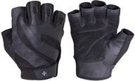 Image of Harbinger - Pro Lifting Gloves - Large Black - 1 Pair