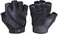 Harbinger - Pro Lifting Gloves - Large Black - 1 Pair - $15.29