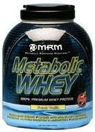 MRM - Metabolic Whey 100% Premium Whey Protein French Vanilla - 5 lbs., from category: Sports Nutrition