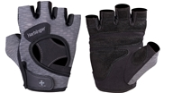 Harbinger - Women's FlexFit Anti-Microbial Lifting Gloves - Medium Black - 1 Pair by Harbinger