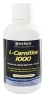 MRM - L-Carnitine Natural Vanilla 1000 mg. - 17 oz. - $14.99
