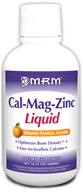 Image of MRM - Cal-Mag-Zinc Liquid Orange Vanilla - 16 oz.
