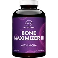 Bone Maximizer III Supporto per salute e densità ossea - 150 Capsules by MRM