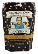 Newman's Own Organics - Dog Treats Small Size Peanut Butter Flavor - 10 oz. - $4.59