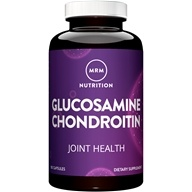 MRM - Glucosamine Chondroitin 1500mg/1200mg - 180 Capsules, from category: Nutritional Supplements