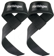Harbinger - Padded Lifting Straps by Harbinger