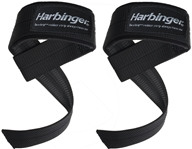 Image of Harbinger - Big Grip No-Slip Padded Lifting Straps