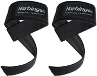 Harbinger - Big Grip No-Slip Padded Lifting Straps by Harbinger