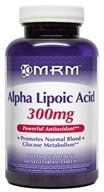 MRM - Alpha Lipoic Acid 300 mg. - 60 Vegetarian Tablets, from category: Nutritional Supplements