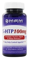 MRM - 5-HTP 100 mg. - 60 Vegetarian Capsules by MRM