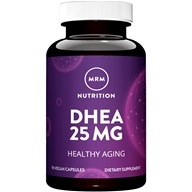 MRM - DHEA 25 mg. - 90 Vegetarian Capsules by MRM